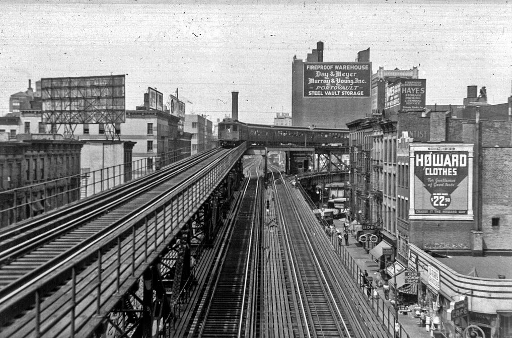 vintage everyday: 30 Fascinating Vintage Photographs of New York City in the 1910s