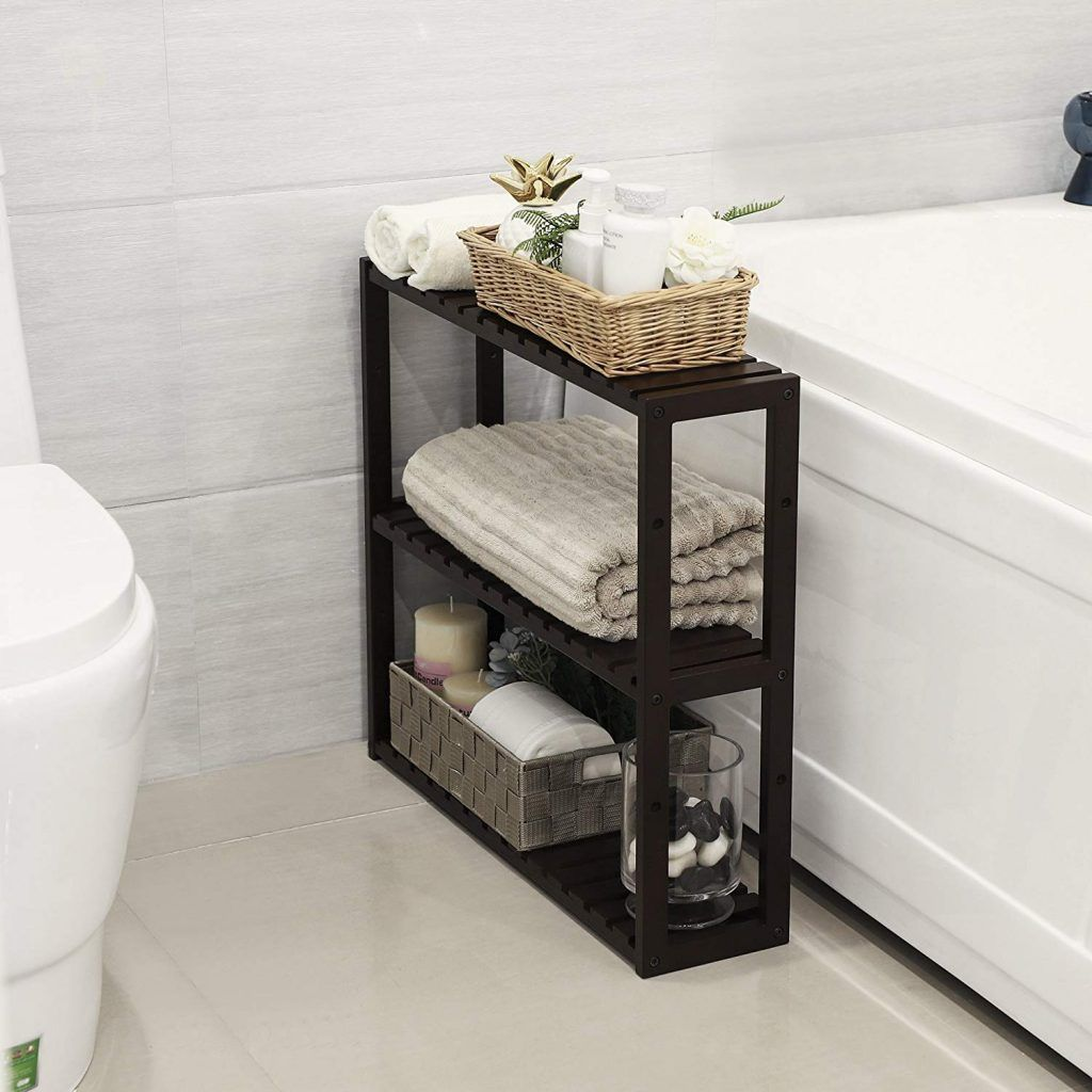 35 Best Bathroom Shelf Ideas To Choose For 2020