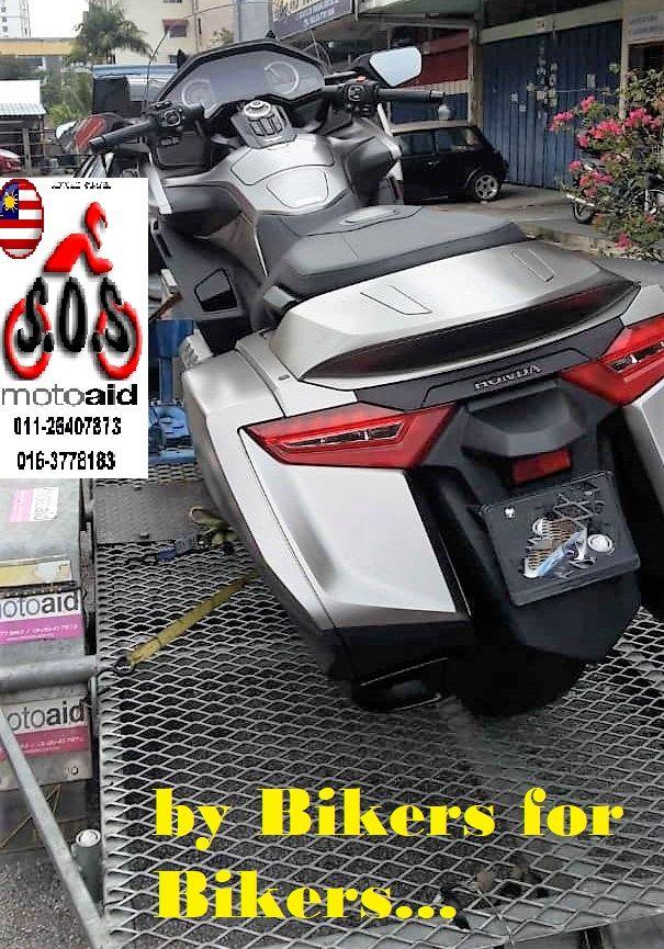 Transport motosikal ke seluruh Sem. Malaysia 0163778183