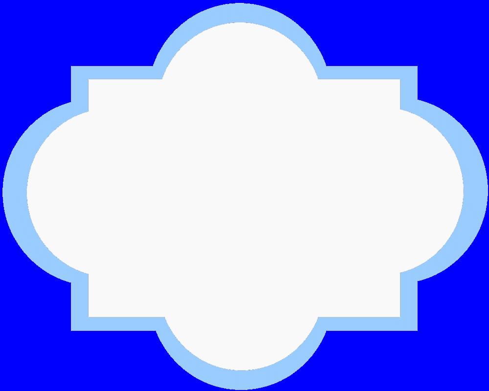 frame azul png - Pesquisa Google | Bordas | Pinterest | Fotorahmen
