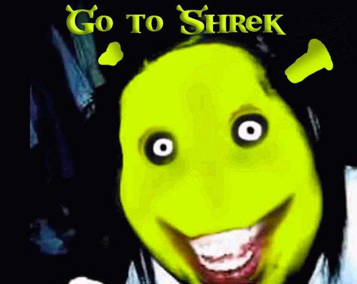 Jeff X Shrek Ecosia Shrek Shrek Memes Funny Memes