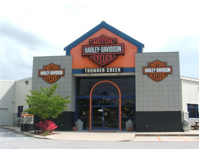 Harley Davidson Dealership in Chattanooga, Tennessee ...
