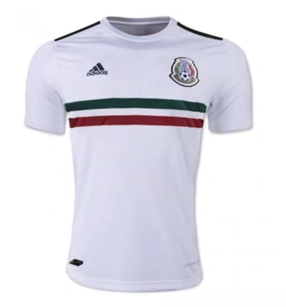 ccddbb1876b Mexico Away Adidas Jersey 2018 OFFICIAL Russia World Cup  14 Chicharito