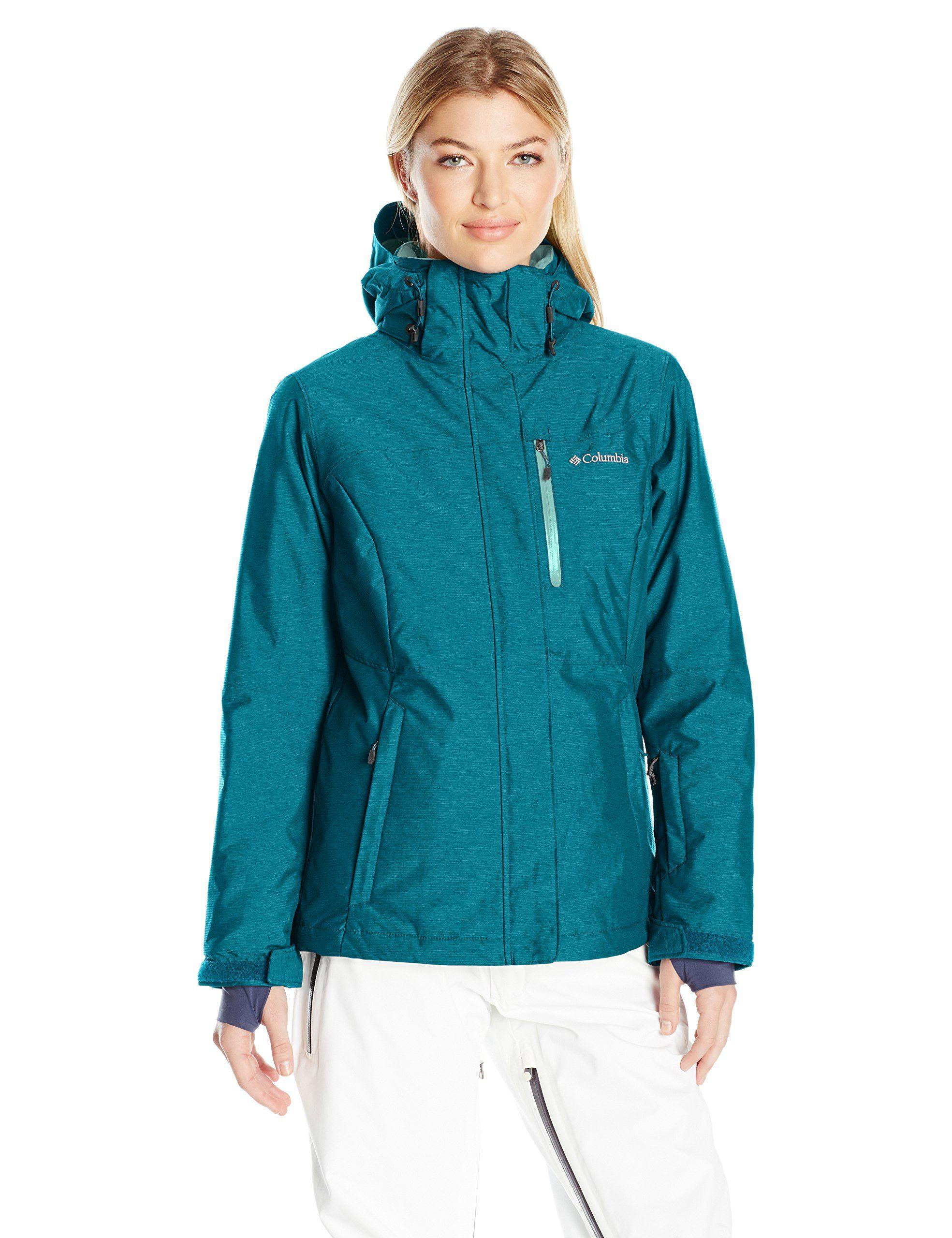 7022530bf2474 Columbia Women s Alpine Action Omni-Heat Jacket