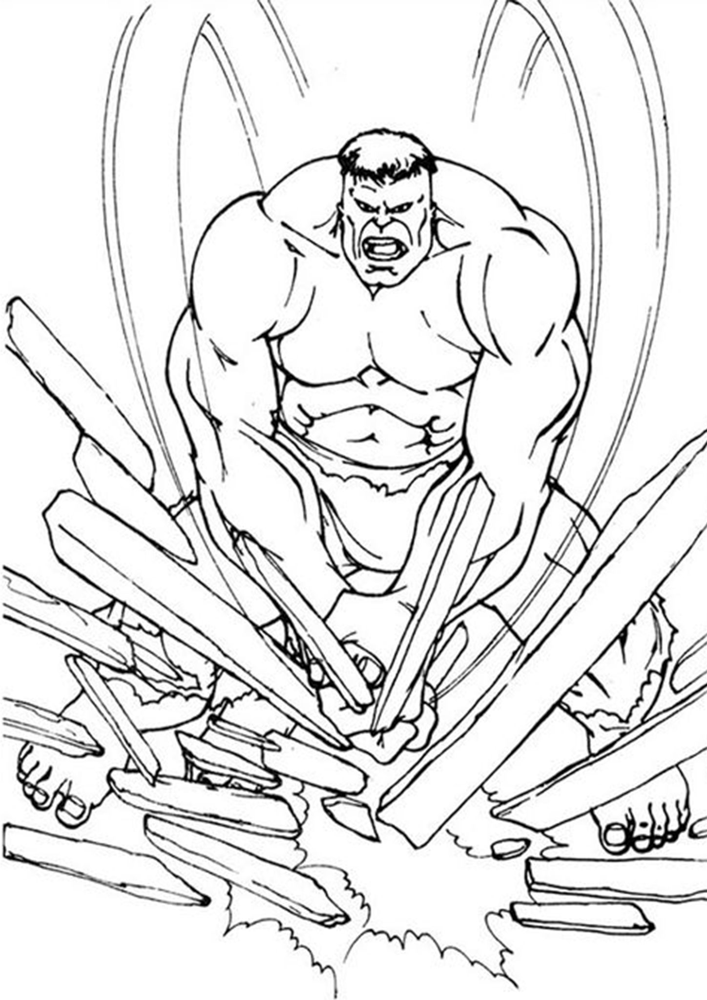 Free Easy To Print Hulk Coloring Pages Hulk Coloring Pages Superhero Coloring Pages Mermaid Coloring Pages