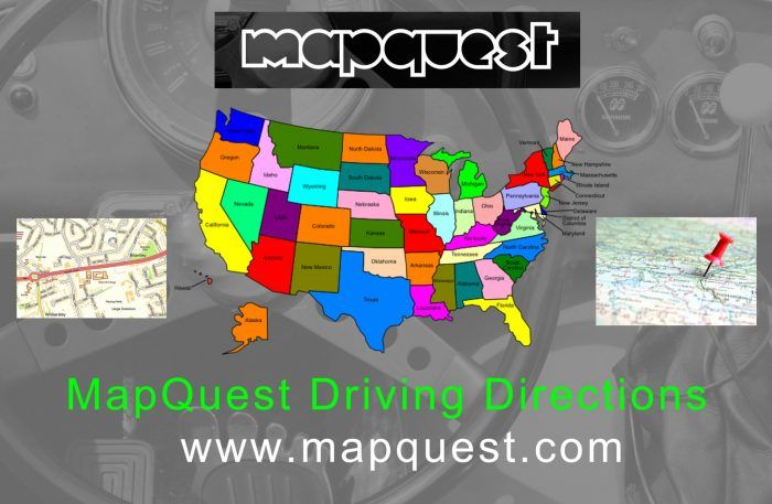 MapQuest - MapQuest Driving Directions   Driving directions