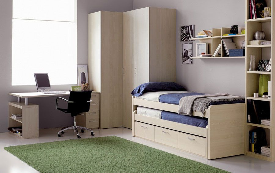 Teens Bedroom, 40 Amazing Teens Room Design Ideas by Asdara Awesome