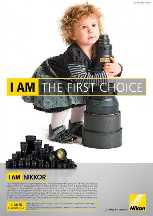 Publicidad I am Nikon http://tiendacostarica.cr