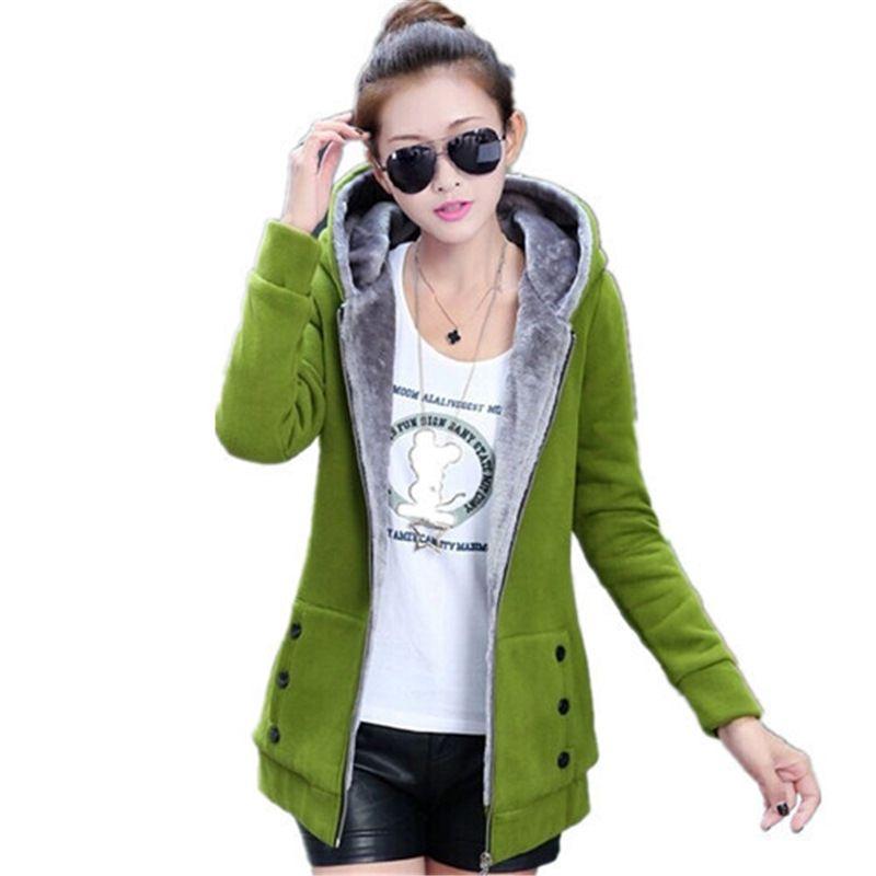 5fbcbe2e022af Coats ·    Click to Buy    2016 Limited Pockets Zippers Regular Vest New Women  Winter