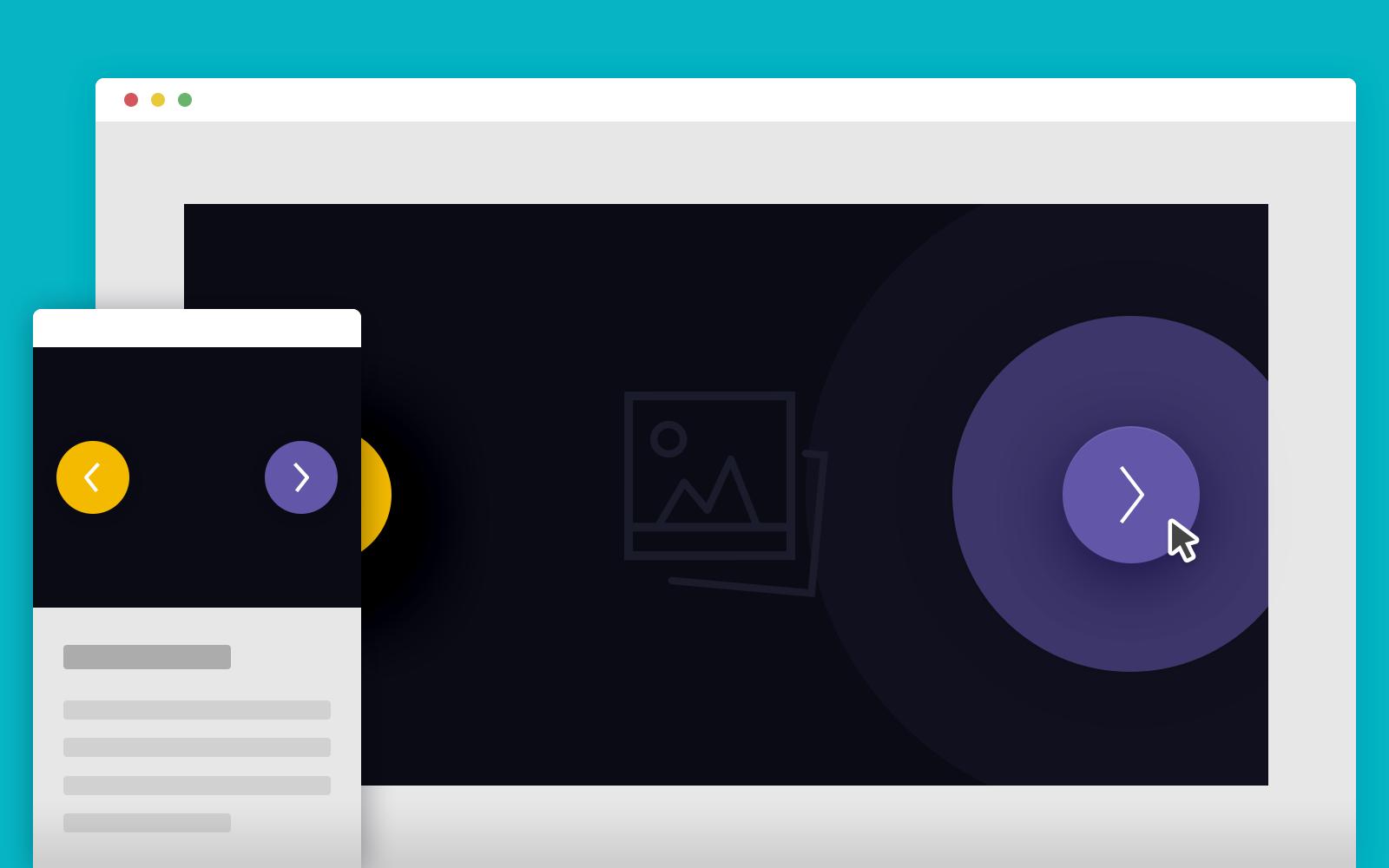 Radial SVG Slider | website design | Web design tutorials