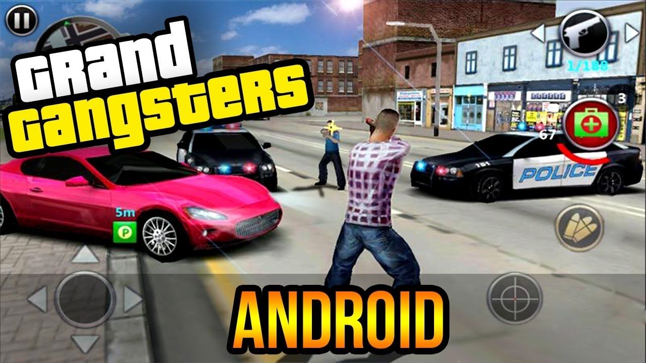 Grand Gangsters 3d Apk Mod Android Download Cell Phone Games