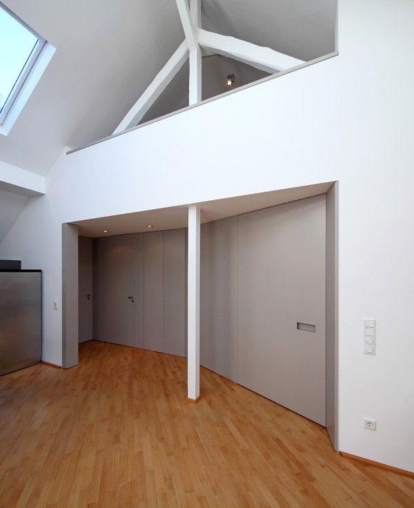 raumkontor dachgeschosswohnung düsseldorf oberkassel