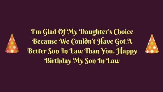 Birthday wishes son law best greetings for celebrating son in law birthday wishes son law best greetings for celebrating son in law birthday who m4hsunfo