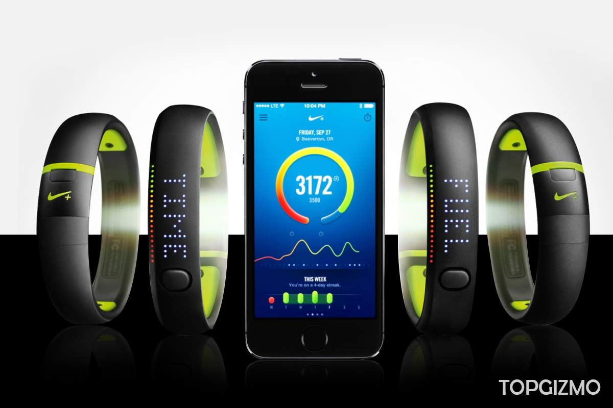 Easy guide for how to set up nike fuelband wearable