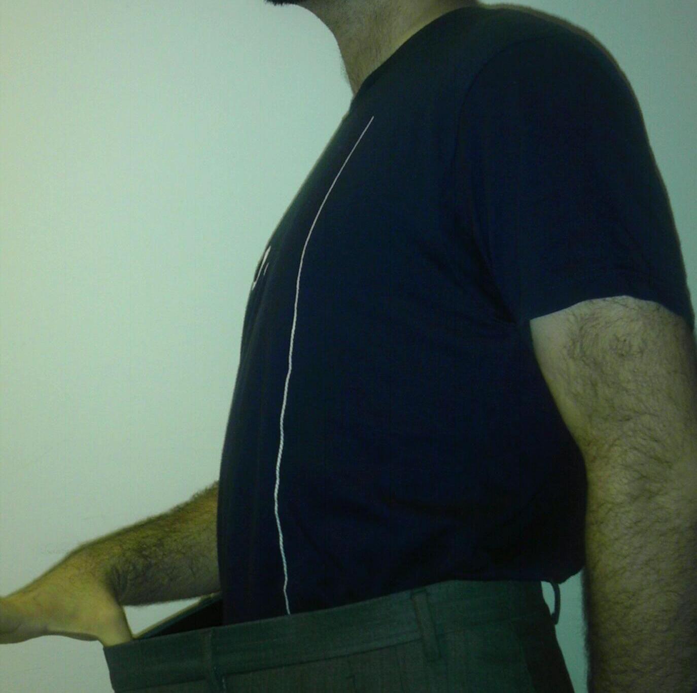 """Paul Frank, Attilio,  lo yo-yo ed i pantaloni del mio """"vecchio"""" completo"""