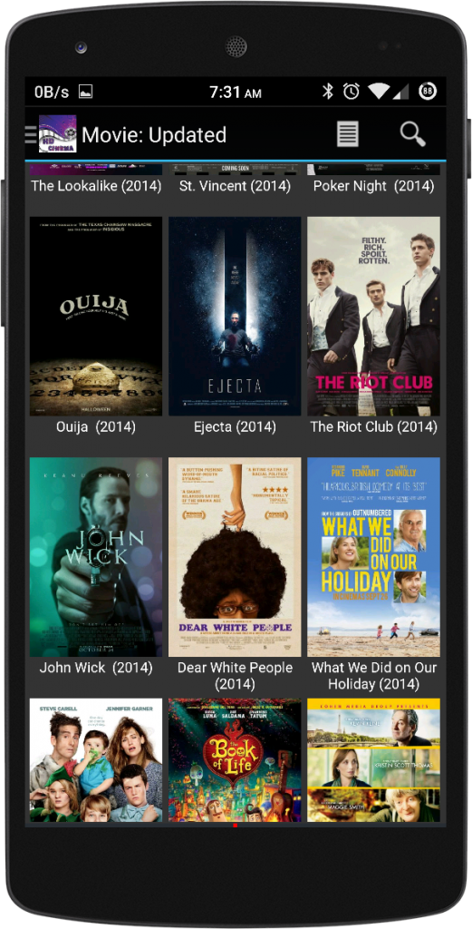 Download HD Cinema Apk, Best App On Android 2017 (Working