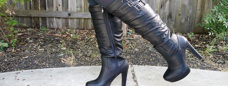 Stivali polpacci grossi: dove comprare gli stivali curvy con