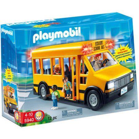 Spielzeug Bus Playmobil