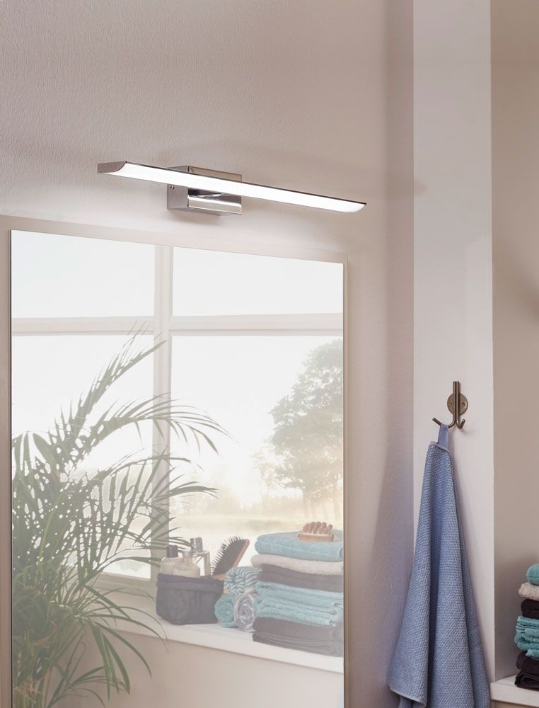 The Tabiano is a modern vanity light thats ideal for use over ...