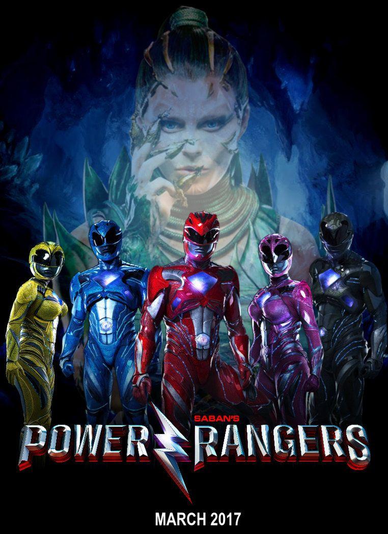 download film power ranger 2017