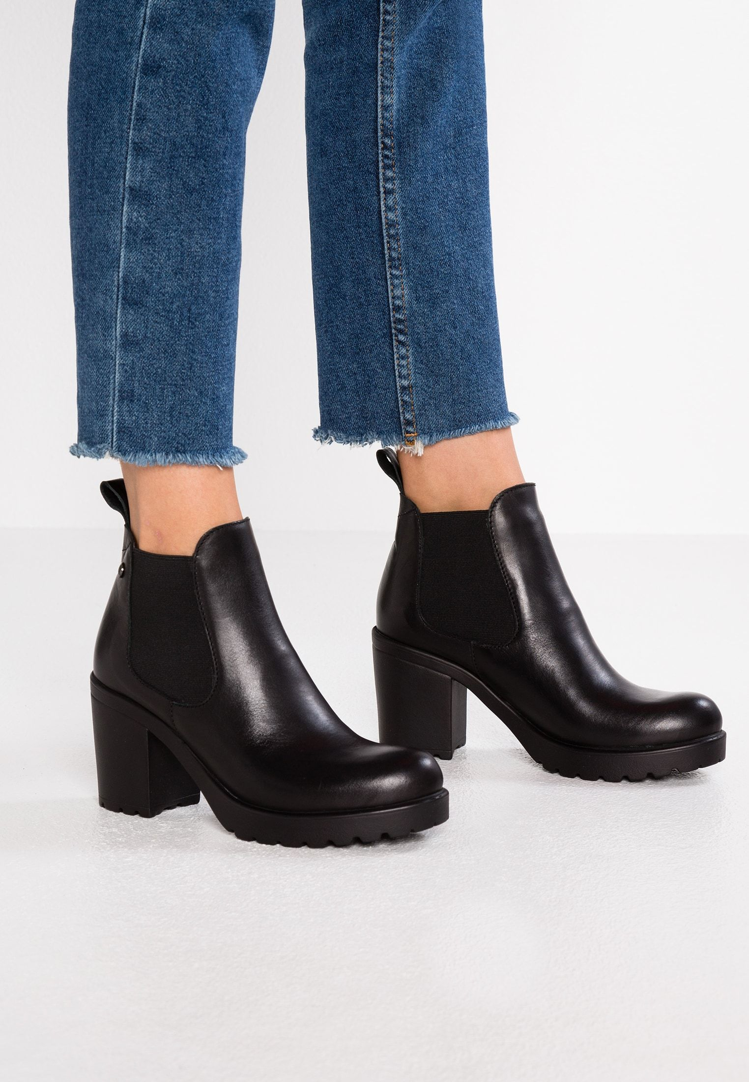 new style 1cc0a e3429 Ankelboots - black @ Zalando.se 🛒