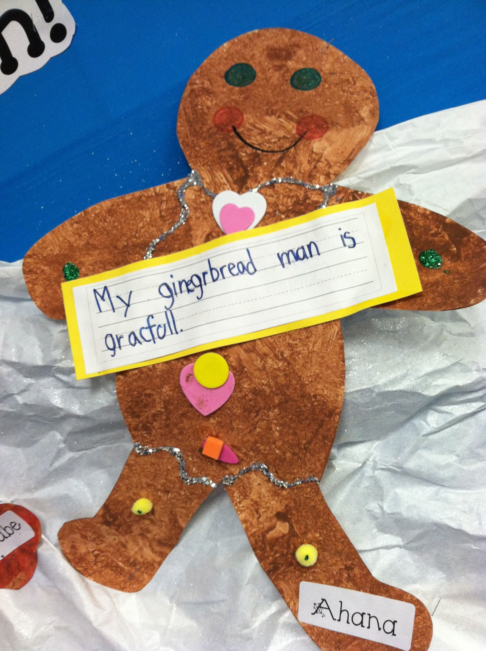 The Gingerbread Man Common Core Aligned