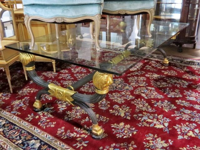 Selection of Furniture in our upcoming May 18th Auction. To view more items visit us at ssauction.com