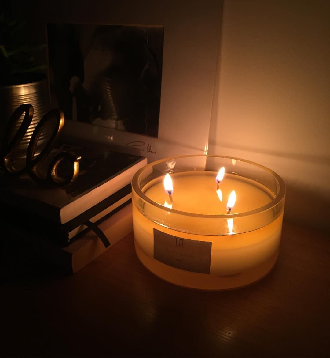 34 Likes 4 Comments Luxury Handpoured Soy Candle