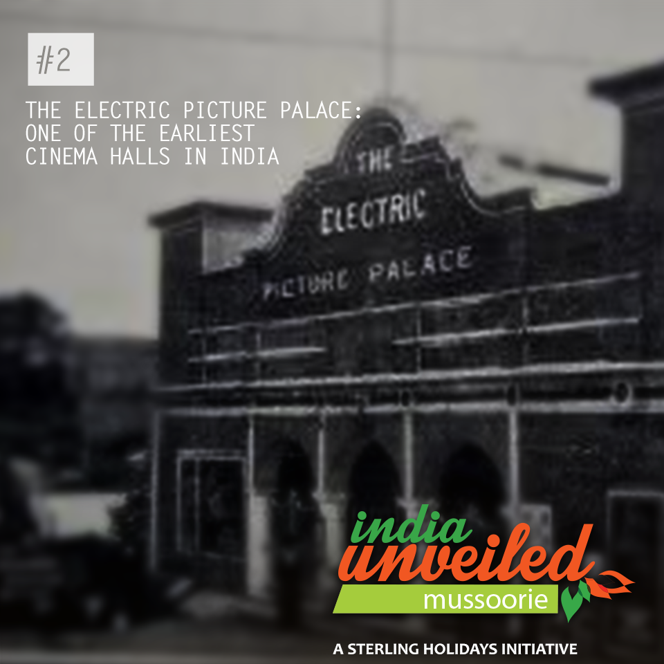 The Electric Picture Palace, one of India's earliest cinema halls in India, was established in ...