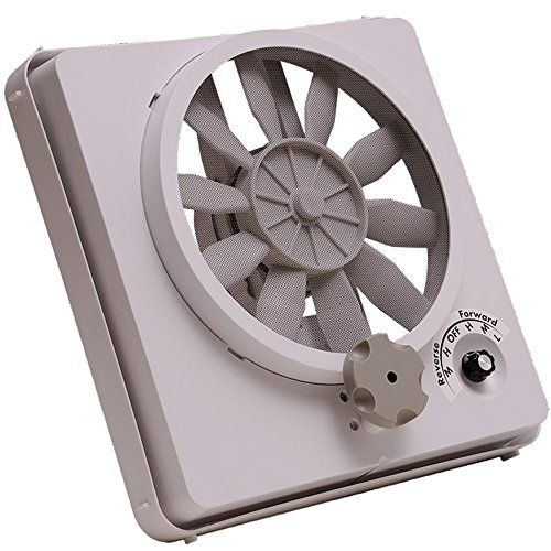 New Hengs Vortex Ii White Variable Multi Speed 12v 12 Volt Rv Camper Motorhome Ceiling Vent Fan Replacement Upgrade Kit Model 90046 Cr Car Accessories Online Rv Rv Campers Motorhome Rv Solar Power