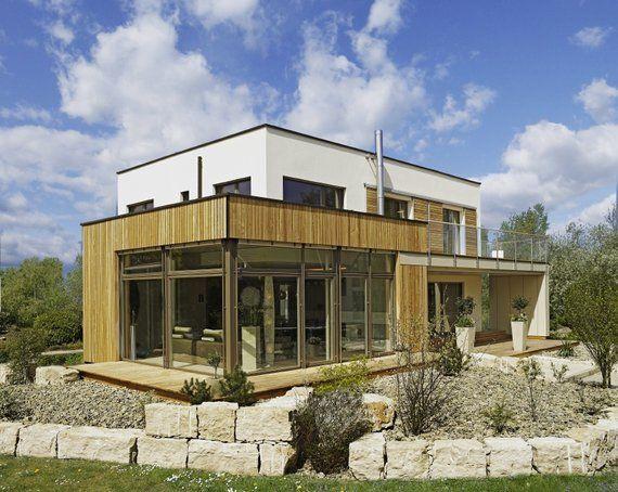 Griffner Moderné Domy - Modern houses Pinterest Haus, Modern