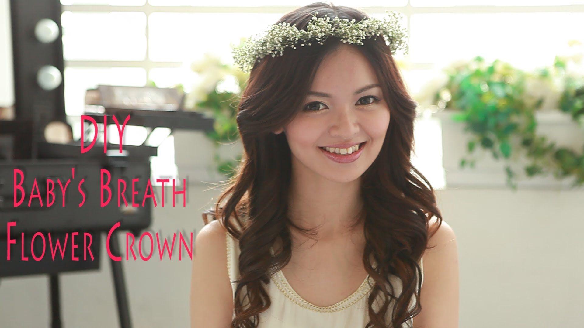Wedding Flowers Bouquets Diy Flower Crown Diy Flowers Diy Crown