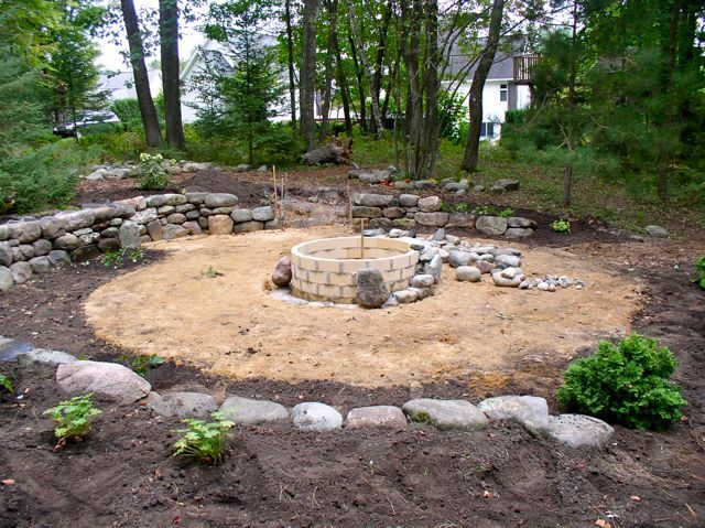 Fire Pit Ideas Backyard Fire Pit Ideas Rosemount Mn Devine Design  Hardscapes In