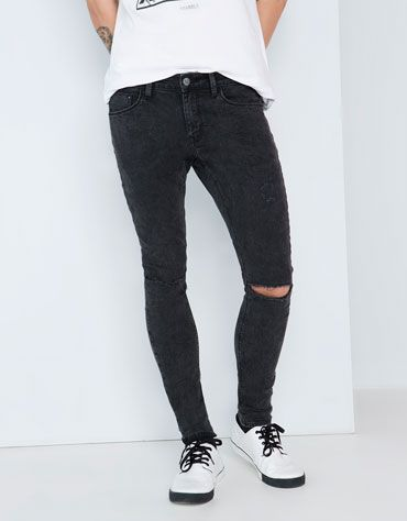 a480d6d80619 Bershka Romania - Man - Man - New | fashion in 2019 | Jeans, Fashion ...