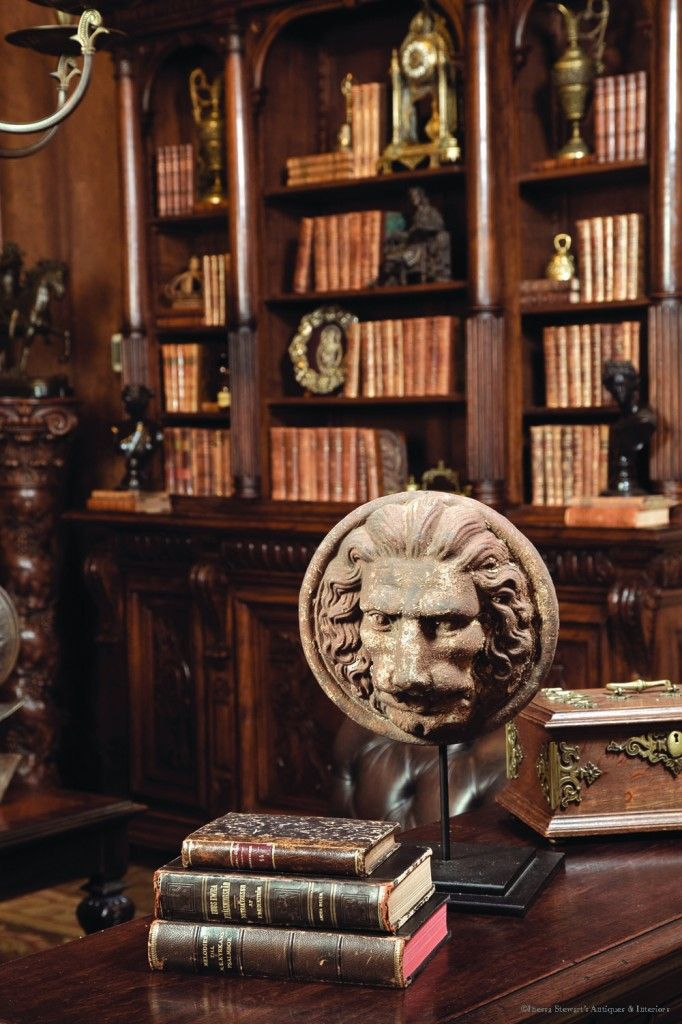Home Library Furniture: Library Inspiration, Home Office Furniture