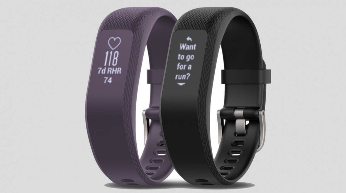 Garmin Vivosmart 3 Features and Specifications Fitness