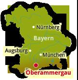 Oberammergau Germany Map.Map Including Oberammergau Germany Pinterest Zugspitze