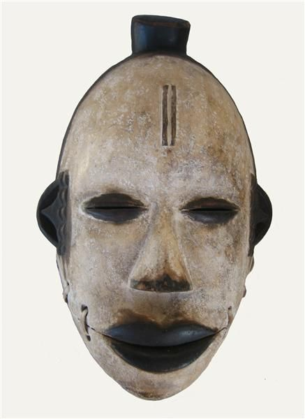 Mask from Nigeria