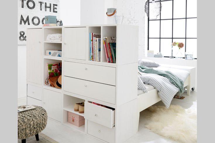 Kleine Räume einrichten Tipps für mehr Stauraum Zimmer