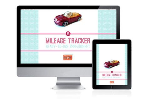 Mileage Tracker by Photography Depot Photographer Depot - mileage tracker