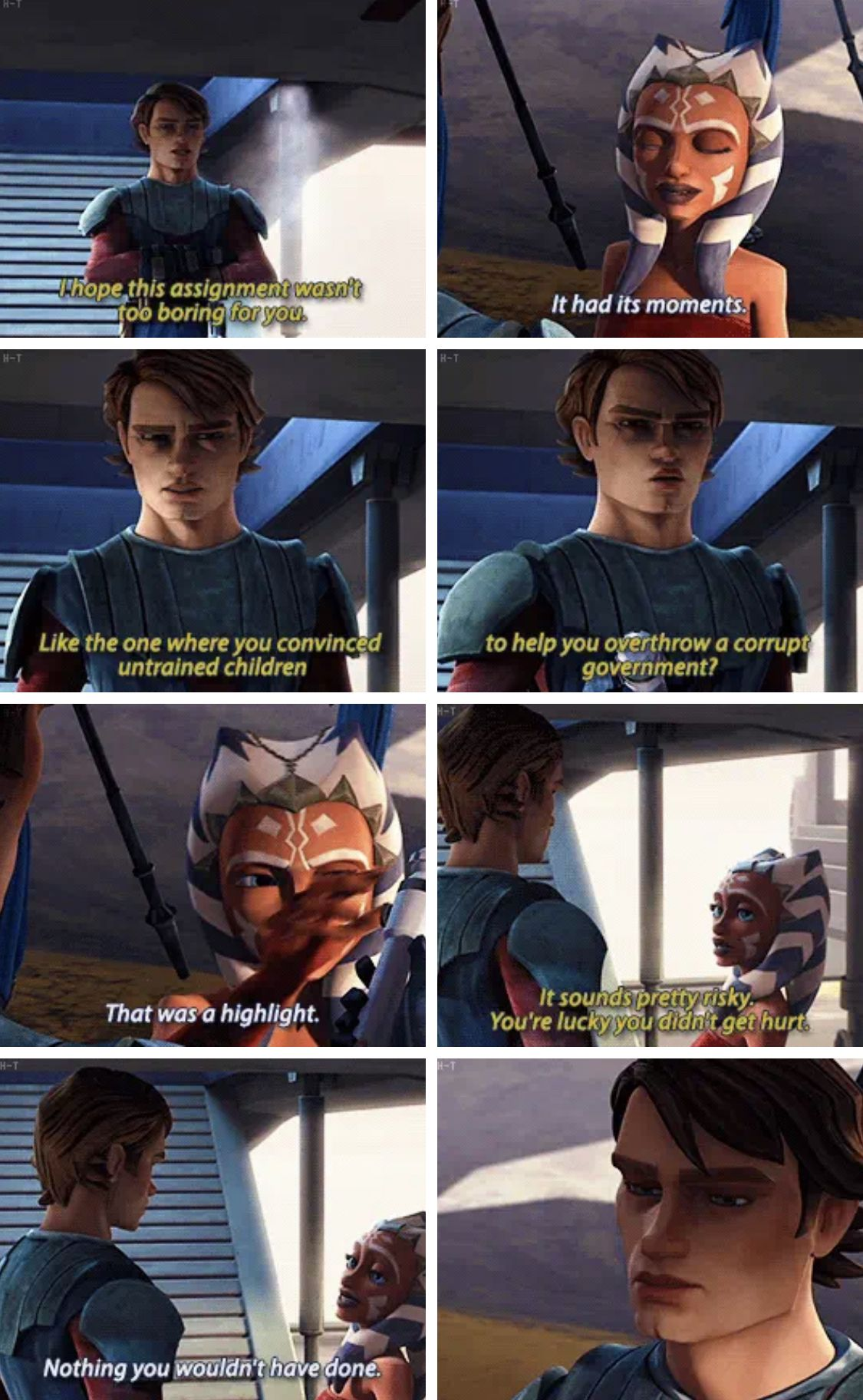 Forgive Me For Who Ever I Copied By Ahsoka Tano On Pic Collage Star Wars Fandom Star Wars Memes Ultimate Star Wars