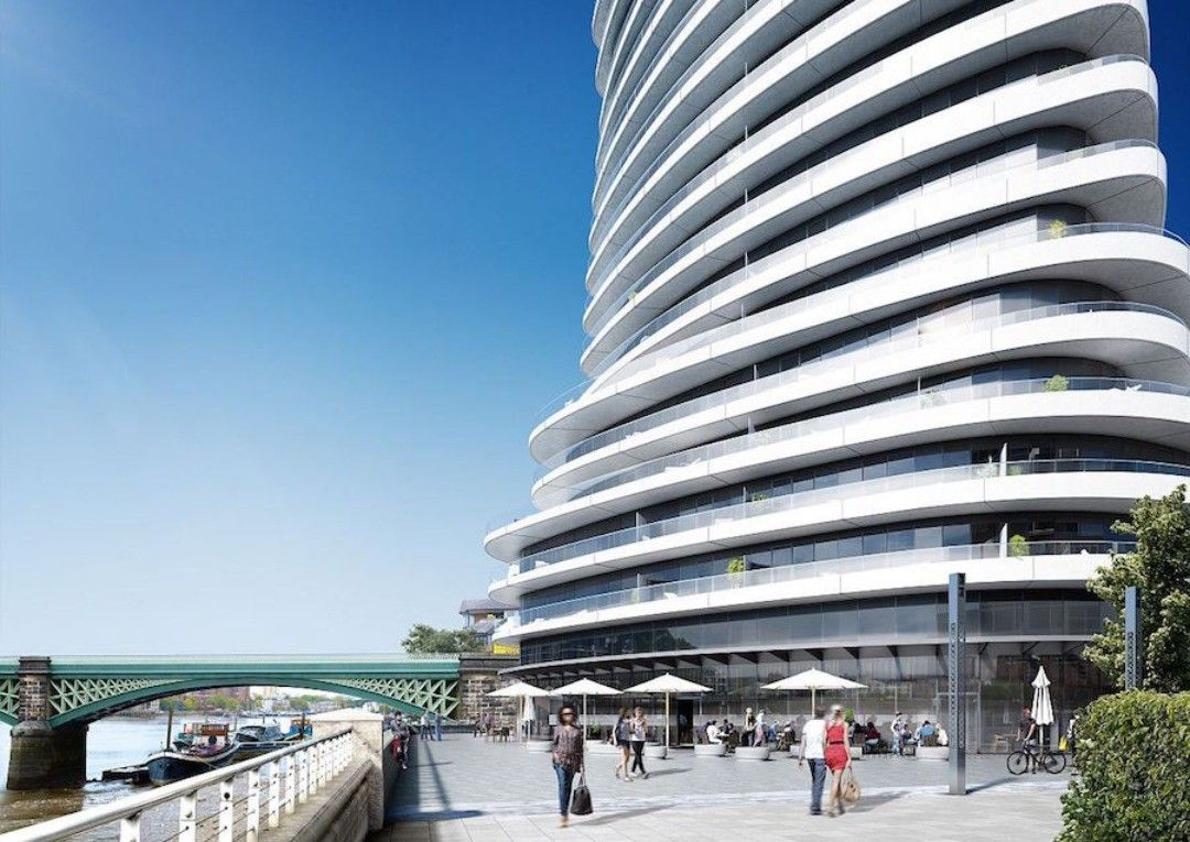 Battersea Apartments For Stunning River Thames View London Barttersea Apartment