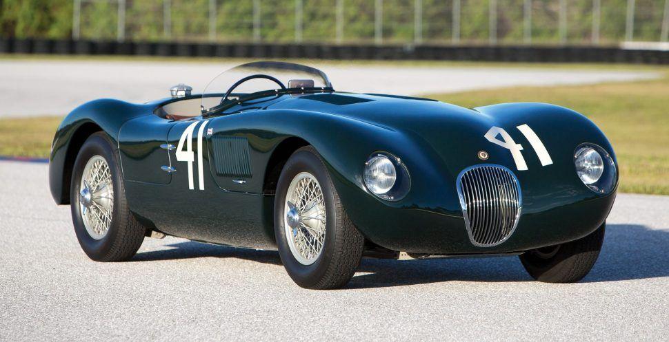 1952 Jaguar C-Type   Old Rides 6   Pinterest   Le mans and Cars