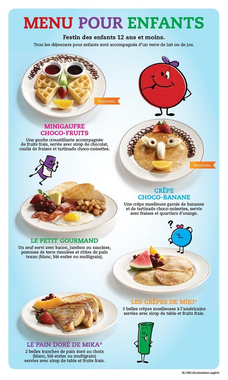 menu petit déjeuner - Recherche Google   Recettes   Menu ...
