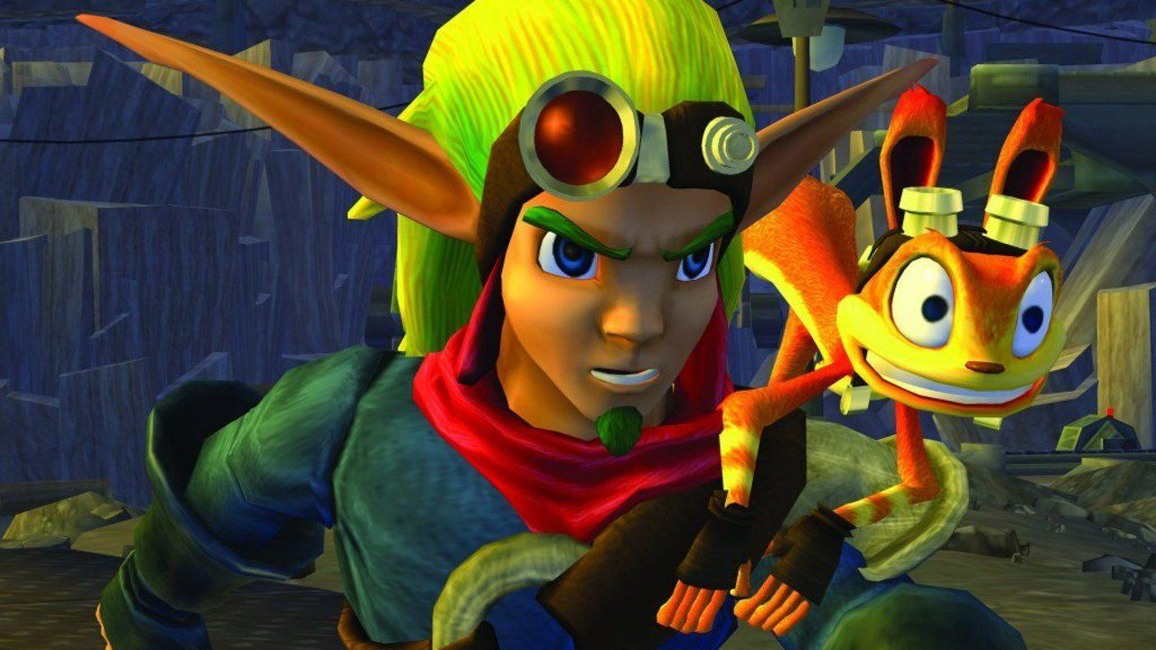 Jak And Daxter Ps2 Games Not Hd Versions Get Ps4 Port Jak