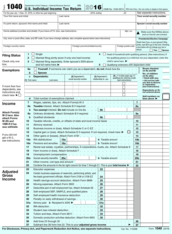form 1040 instructions 2015  15 federal income tax form 15 instructions | papers and ...