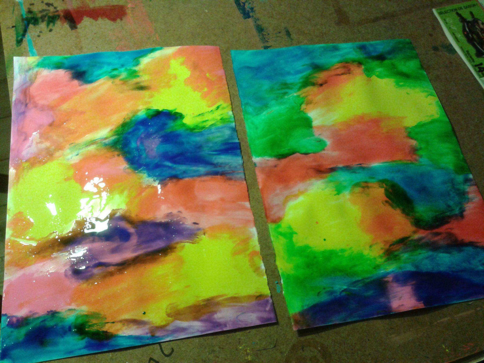 Le Papier Ca Dechire Le Tour De Mes Idees Papier Couleur Projets Artistiques Scolaires Etiquette Porte Manteau Maternelle