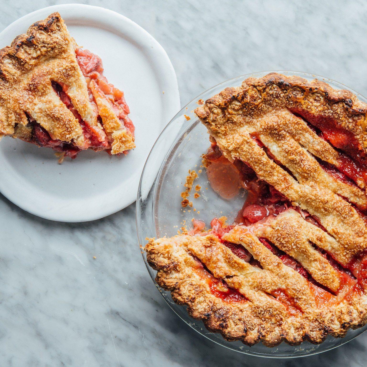 Ba S Best Strawberry Rhubarb Pie Recipe Strawberry Rhubarb Pie Strawberry Rhubarb Pie Recipe Rhubarb Recipes Pie