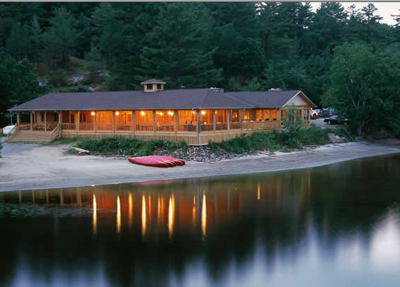 The Lodge at Pine Cove French River Ontario Solice