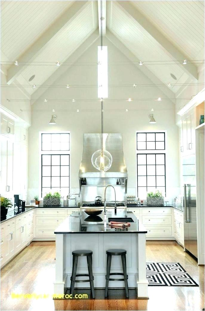 Decorating Tall Walls How To Decorate High With Cathedral Ceiling Large Size Of Vaulted Ceiling Kitchen Kitchen Ceiling Hamptons Kitchen
